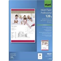 Papír do inkoustové tiskárny Sigel Inkjet Paper Professional, IP182 A4, 50 listů