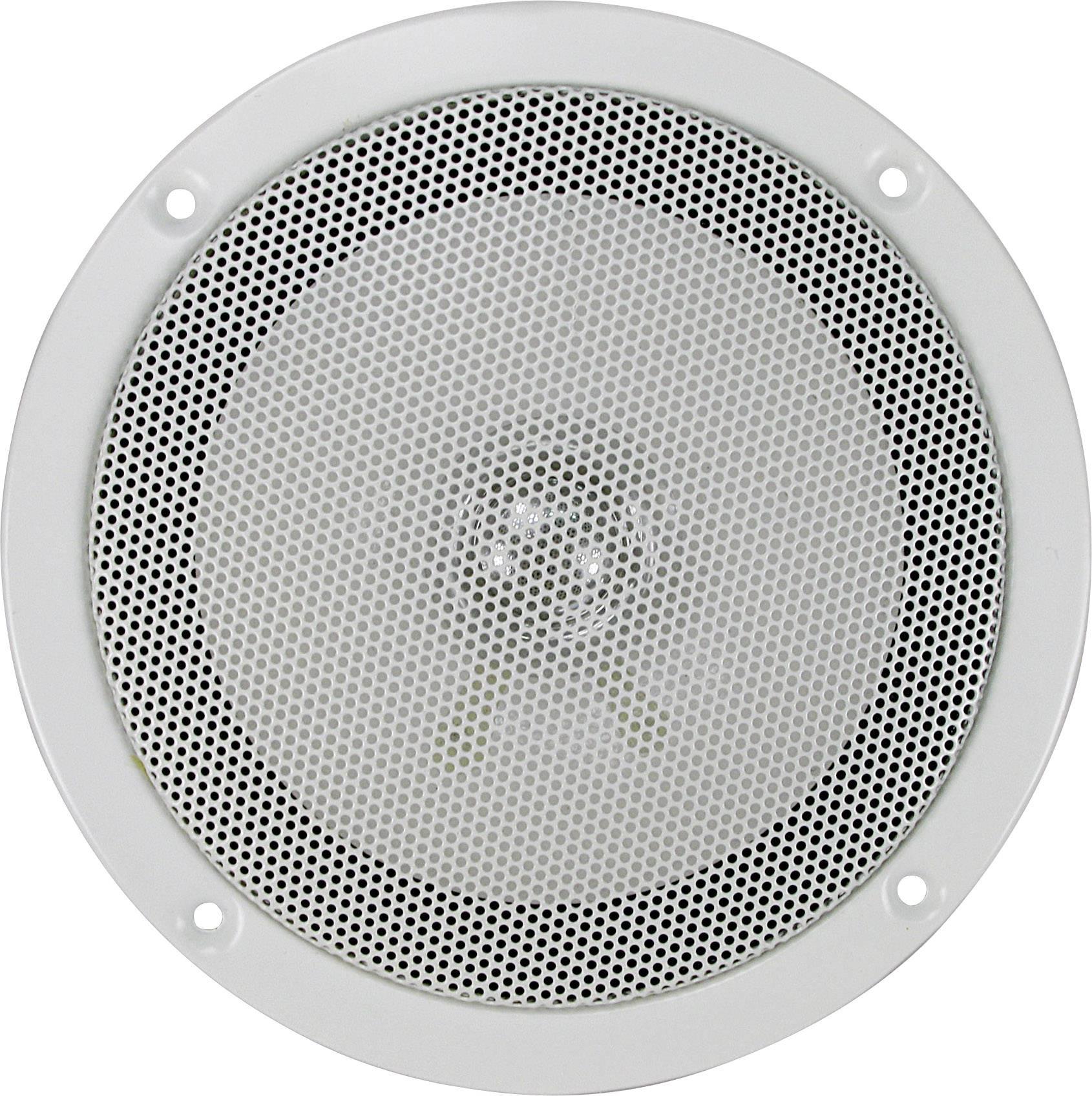 Zabudovateľný reproduktor Renkforce SPE-150 30 W 4 Ohm biela 1 ks