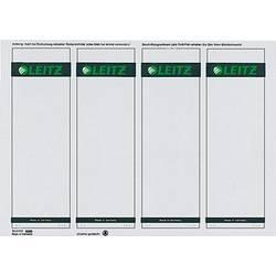 Leitz štítky složek 1685-20-85 61 x 191 mm papír šedá permanentní 100 ks