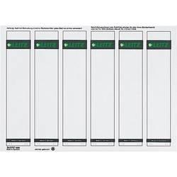 Leitz štítky složek 1686-20-85 39 x 191 mm papír šedá permanentní 150 ks