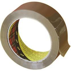 Baliace lepiaca páska 3M SCOTCH® 3707 3707B3866, (d x š) 66 m x 38 mm, akryl, hnedá, 66 m
