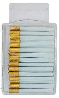 Náhradní štětce ze skelných vláken Ecobra 760320, 25 ks