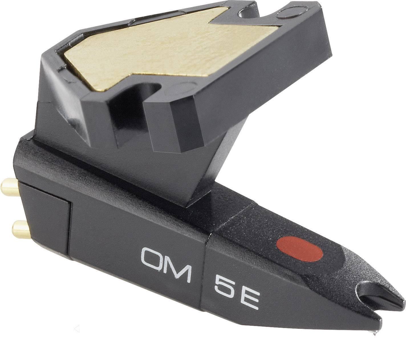 Ortofon OMB 5 E, ihla elipticky brusená