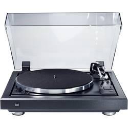 Gramofon Dual CS 505-4, řemínkový pohon, černá