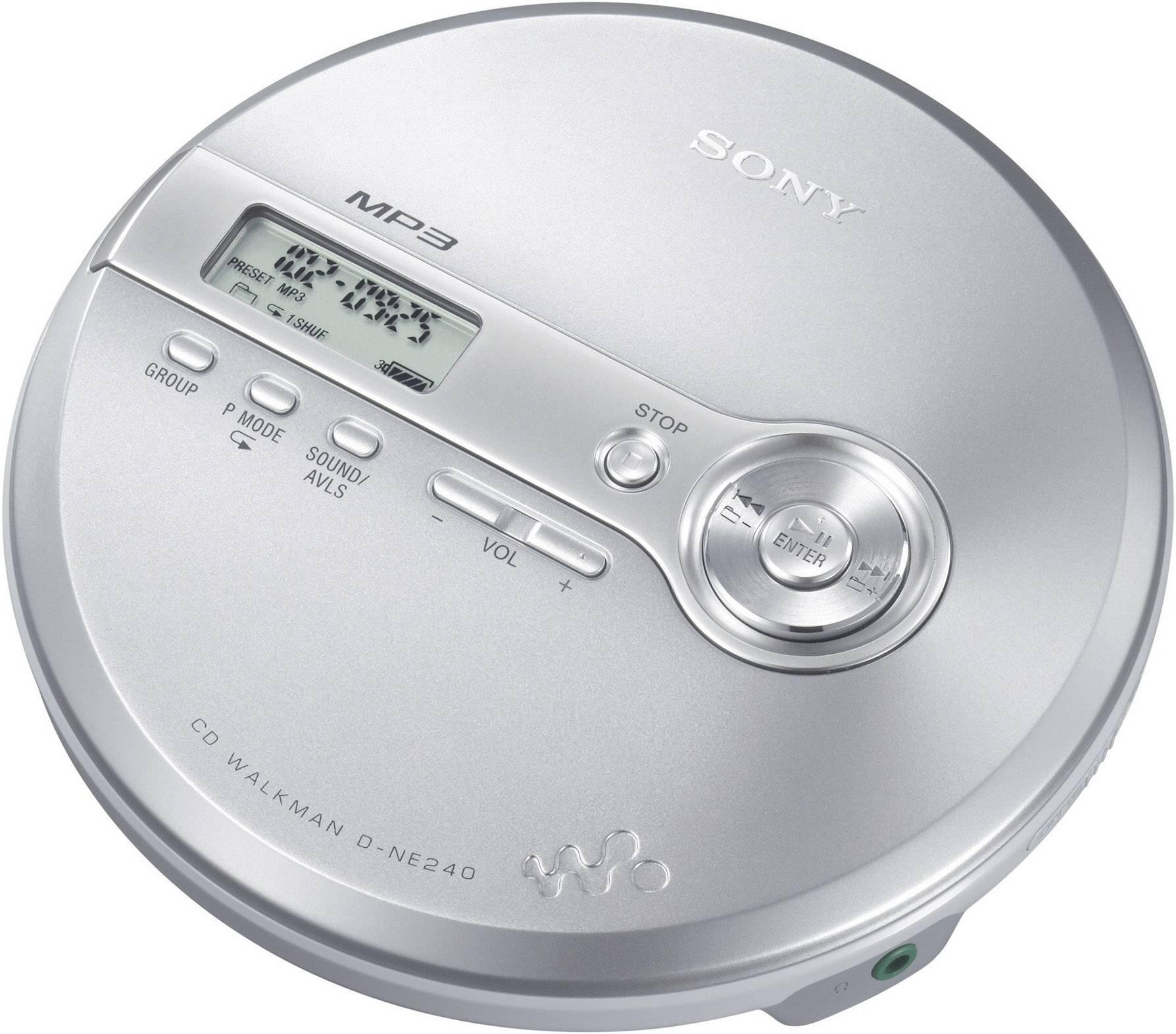 Přenosné přehrávače CD a kazet