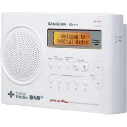 N/A Sangean DPR-69+, biela