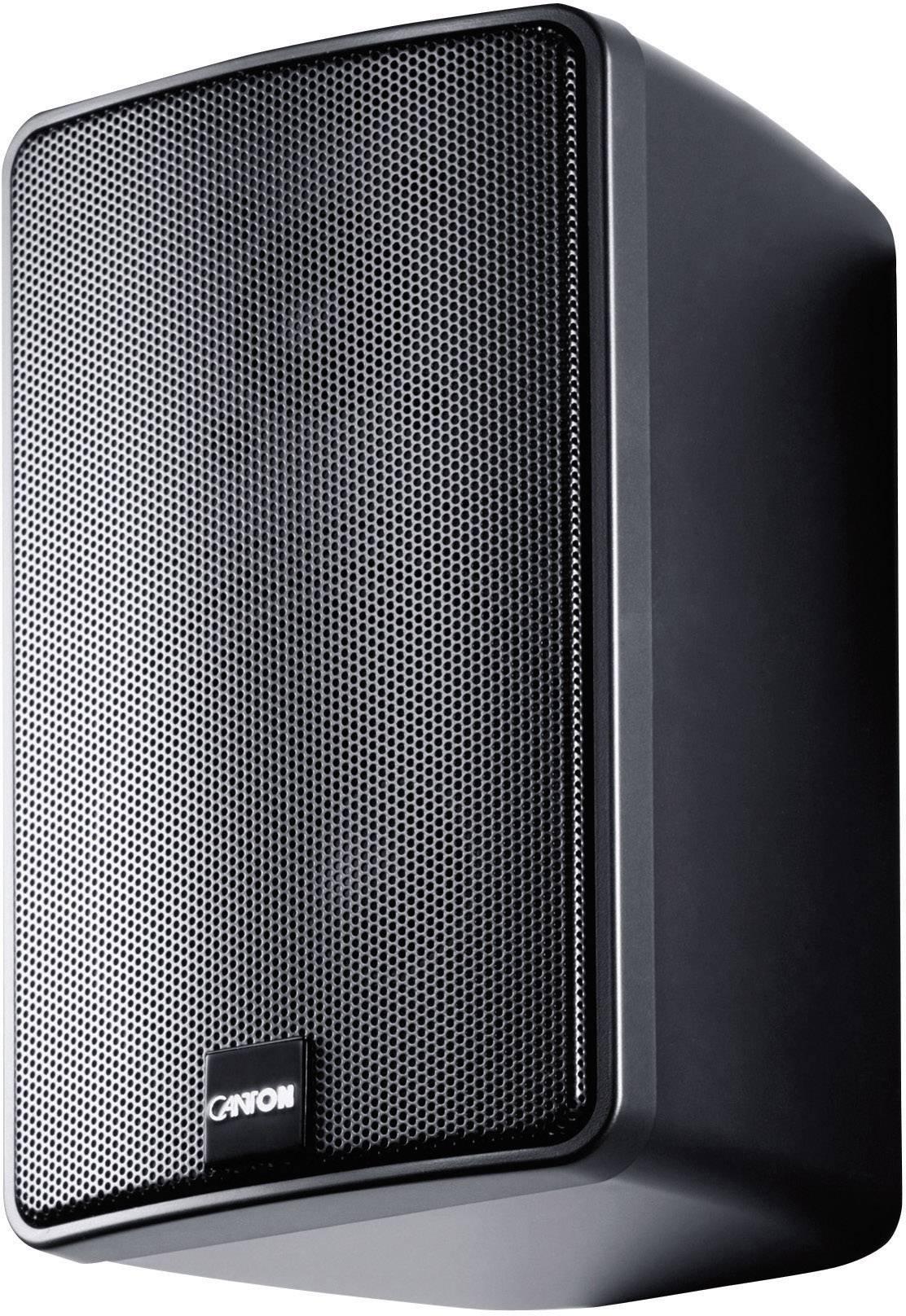 Regálový reproduktor Canton Plus GX.3, 45 do 26000 Hz, 100 W, 1 pár, čierna
