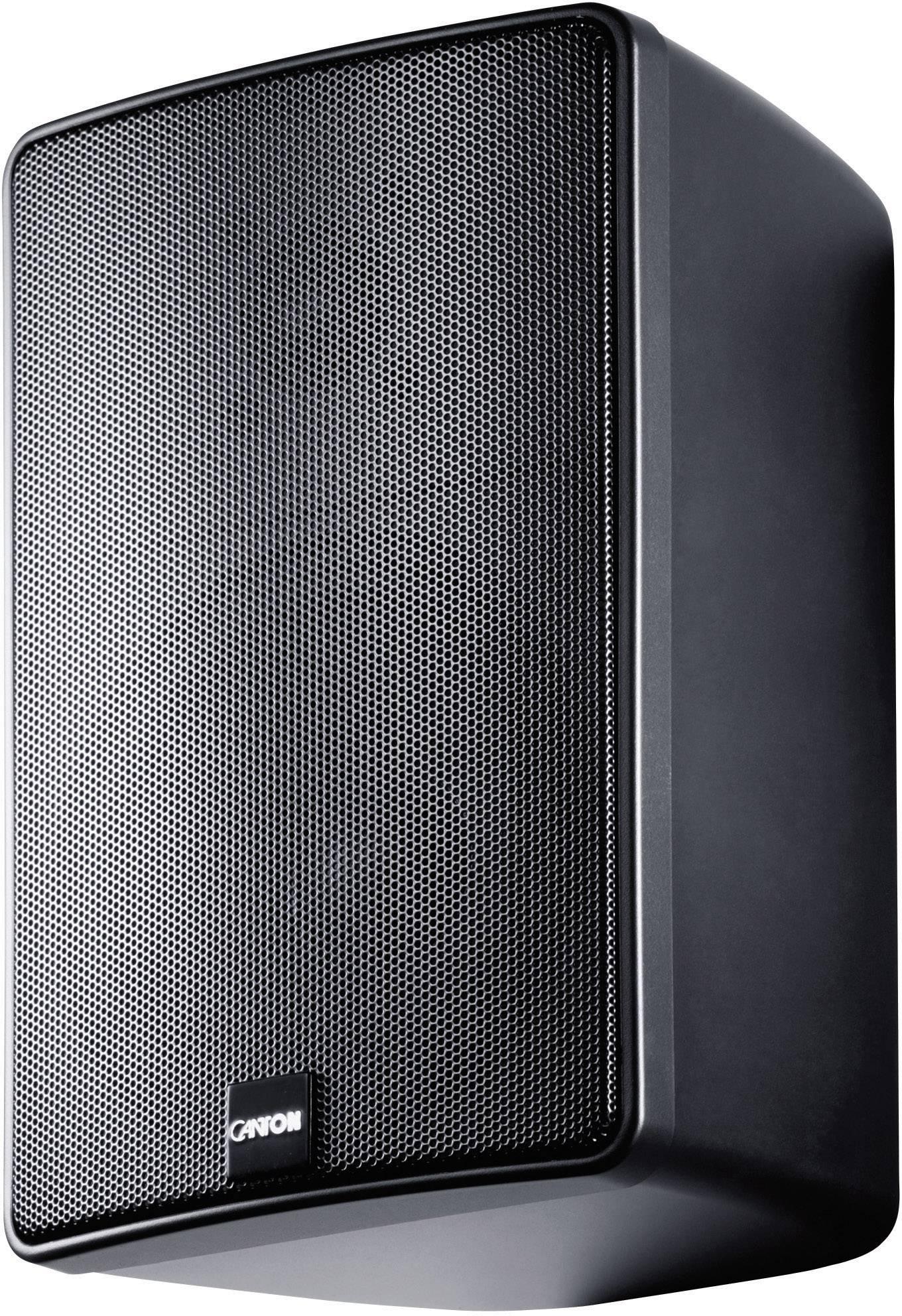 Regálový reproduktor Canton Plus GXL.3, 40 do 26000 Hz, 120 W, 1 pár, čierna