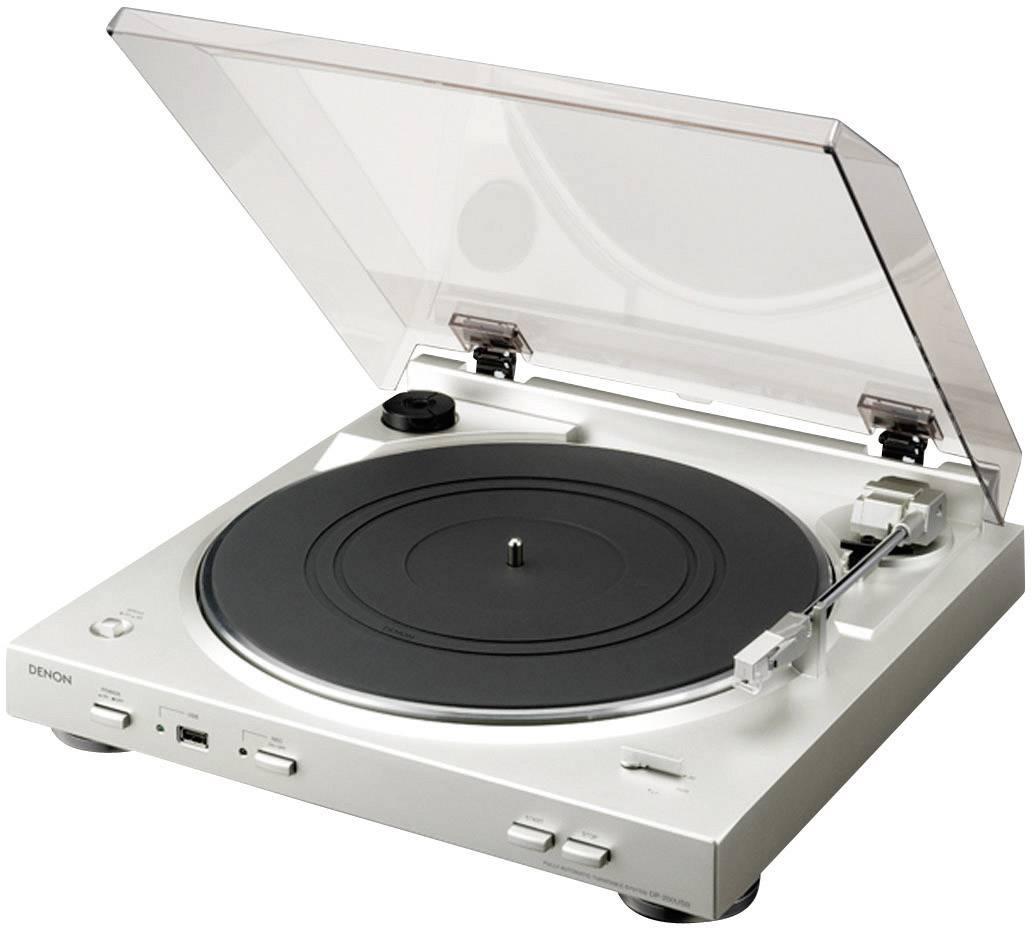 USB gramofon Denon DP-200USB