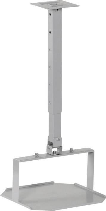 Stropný držiak na projektor sklápajúci Medium 2042583 2042583, strieborná (matná)