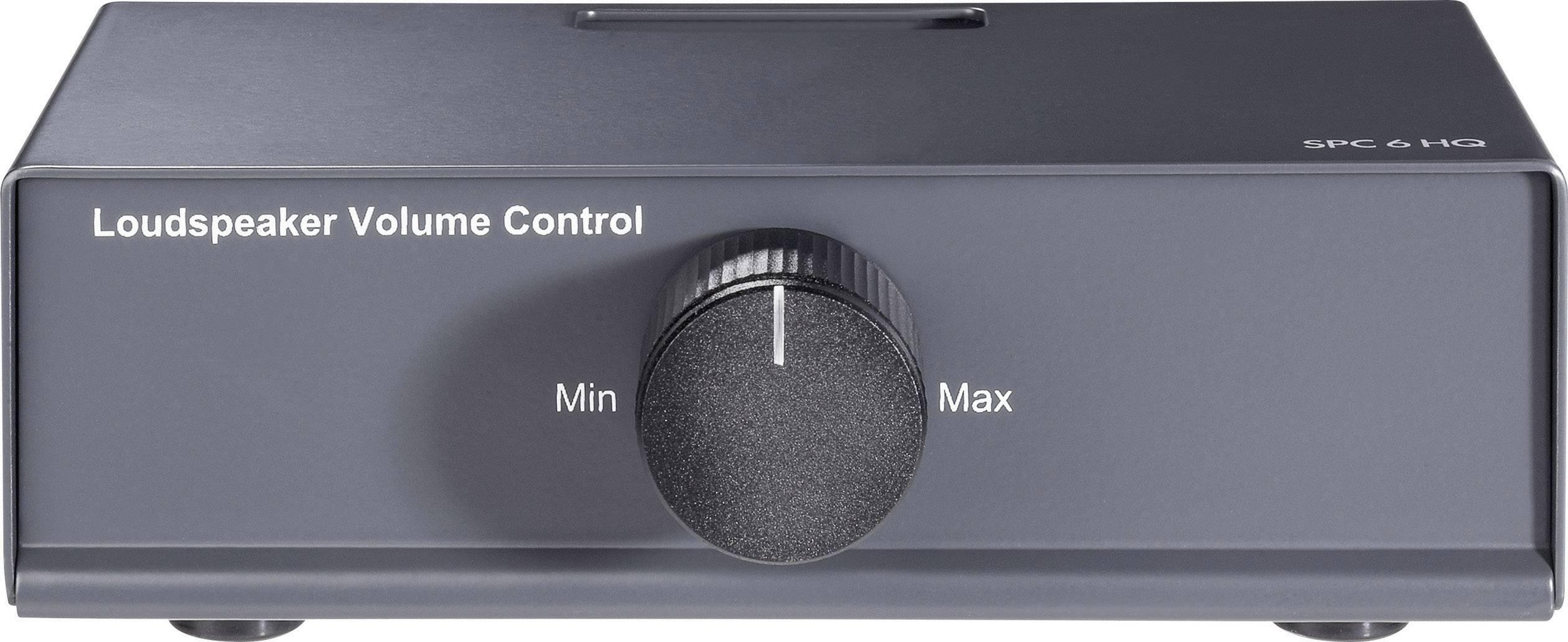 Regulátor hlasitosti