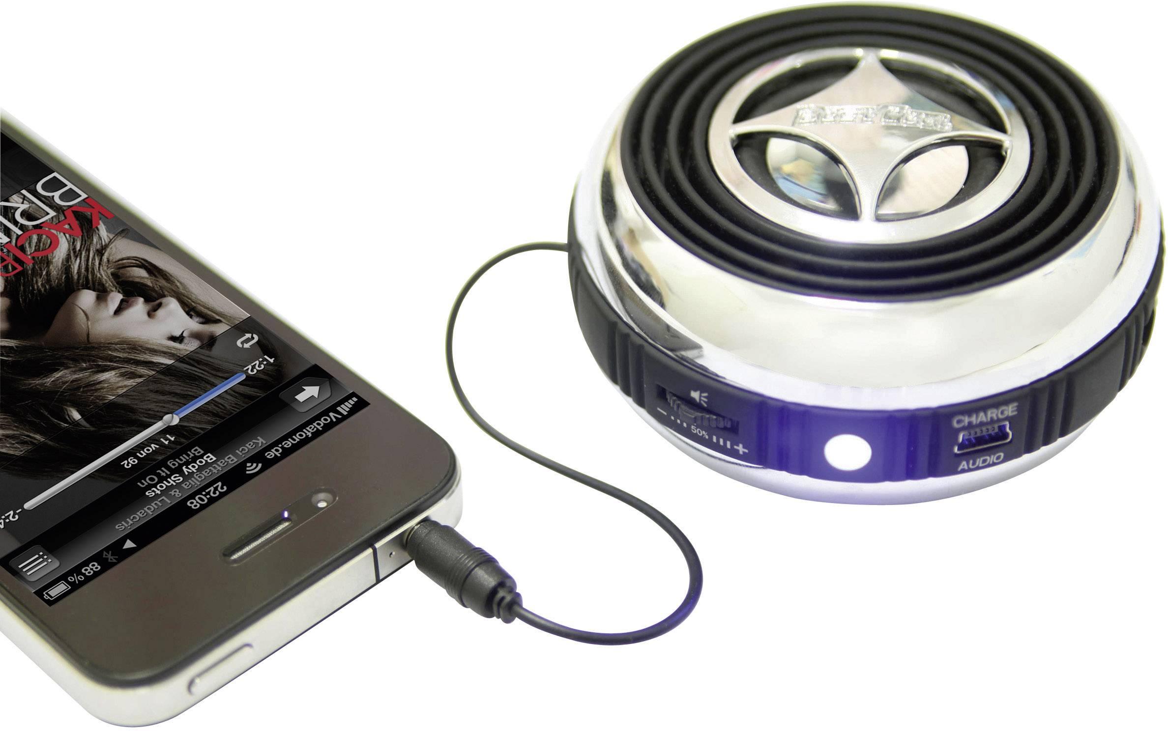 Mobilné mini reproduktory