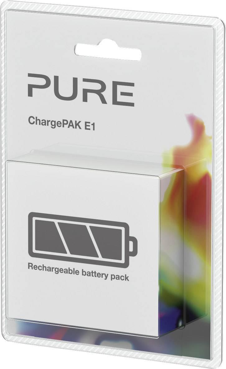 Akupack ChargePAK E1 pro DAB+ rádia Pure One