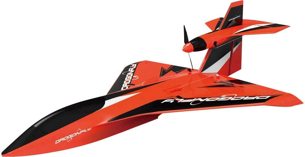 RC model motorového lietadla Ripmax Dragonfly A-JS-6302, ARF, rozpätie 700 mm