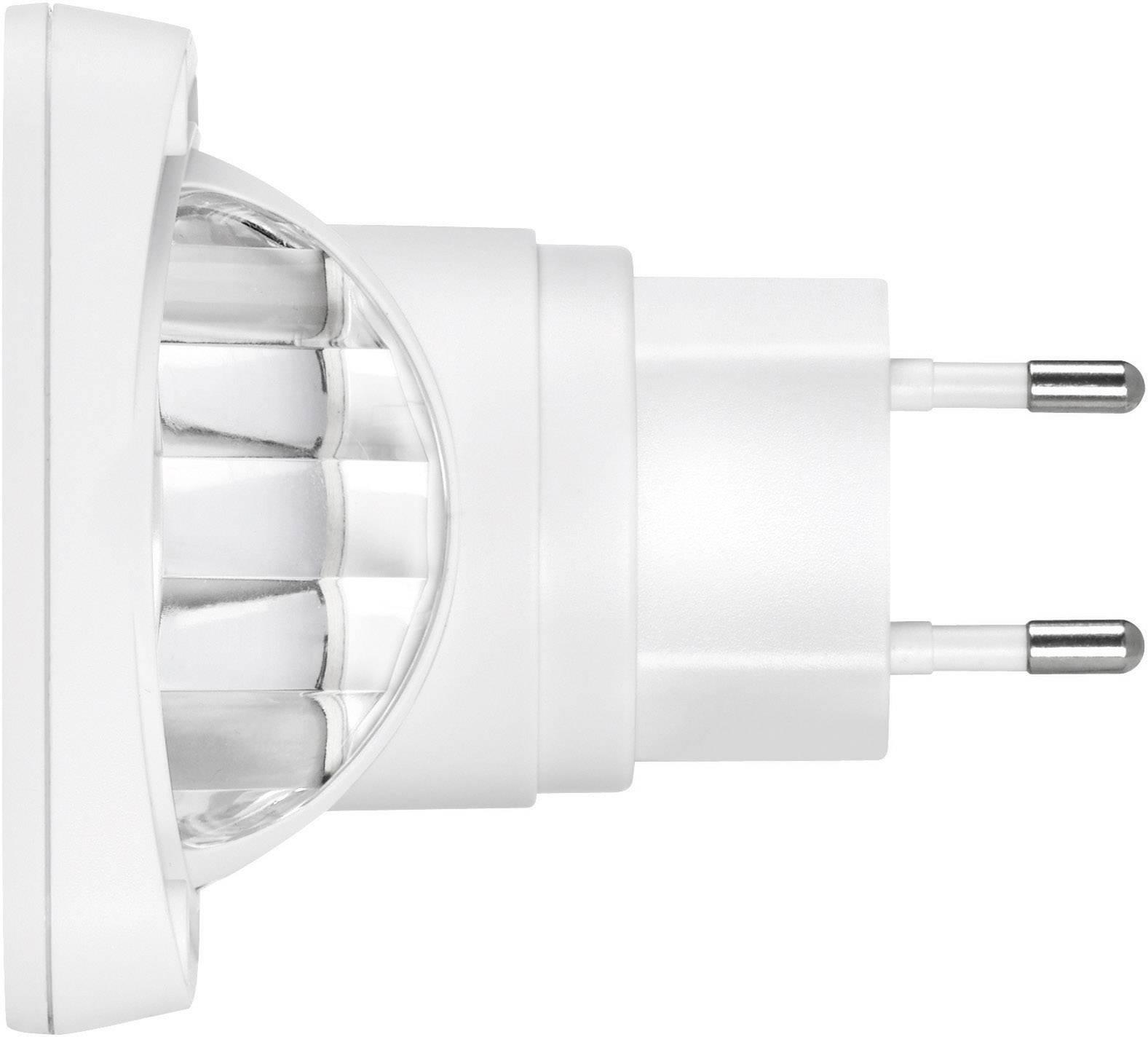 Noční LED svítidlo Sygonix Lucca, 23620S, 0,5 W, RGB/bílá
