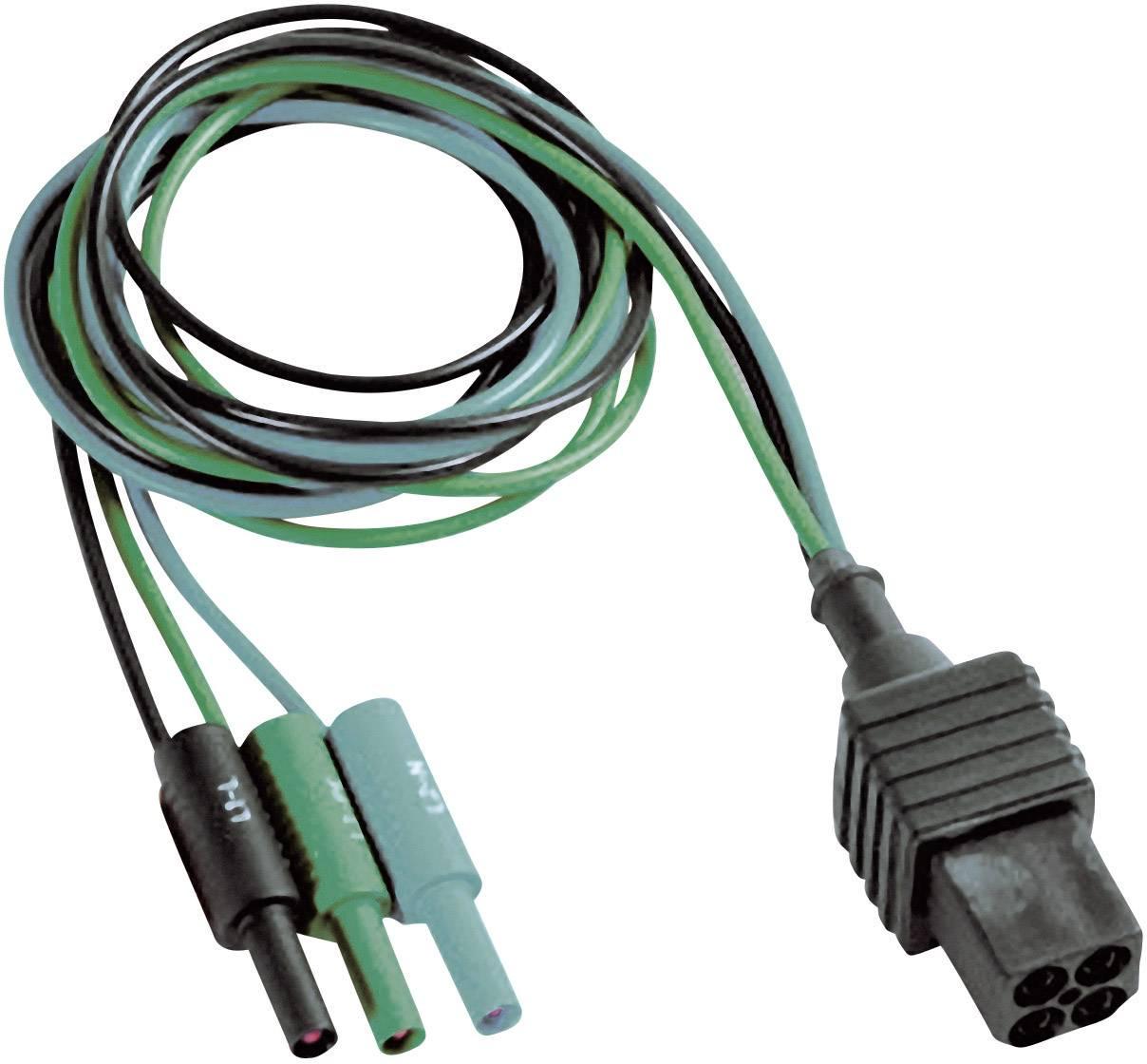 Univerzálny skúšobný kábel A 1011 Metrel 20991557 vhodný pre testery radu MI 3100
