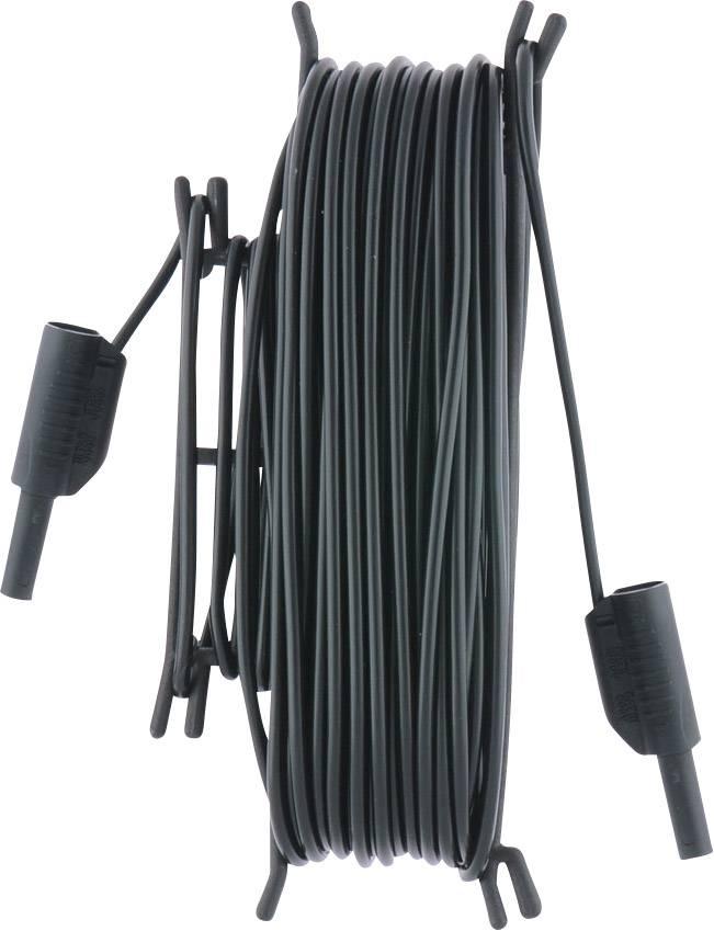 Skúšobný kábel Metrel A1153, 20 m, čierna, 20991115, pre testery radu MI 3000, MI 3100 a MI 3300