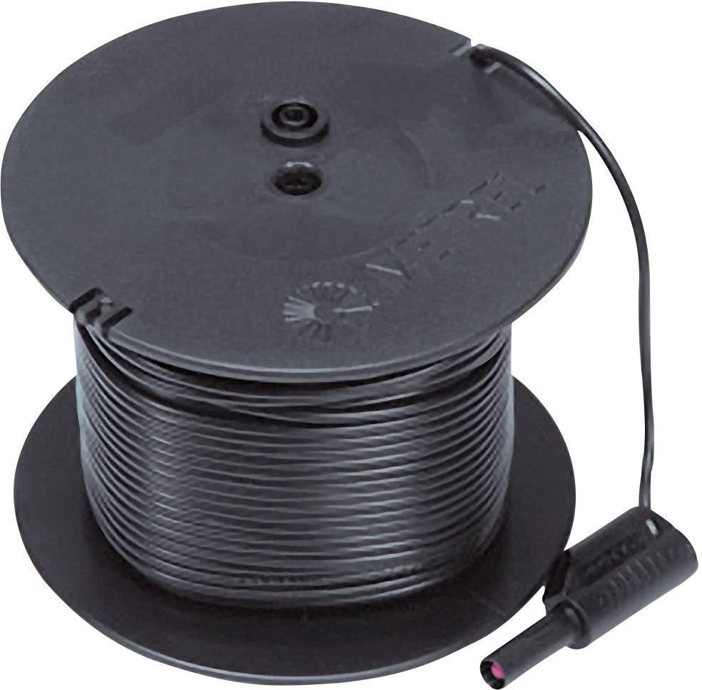 Zkušební kabel Metrel A1164, 50 m, černá Metrel A 1164 20991114