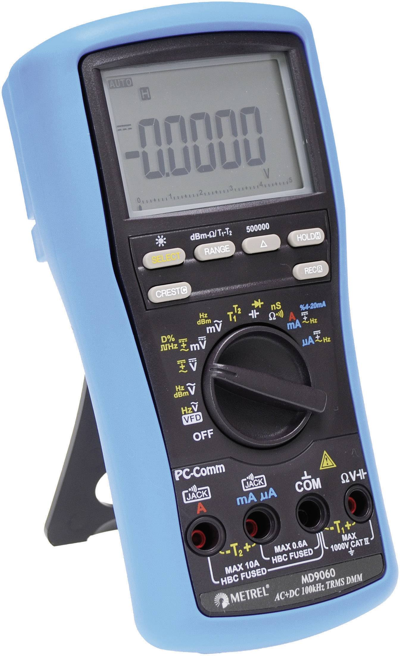 Digitálne/y ručný multimeter Metrel MD 9060 20991940