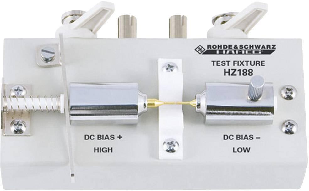 4vodičový SMD testovací adaptér Rohde & Schwarz HZ188 pro měřicí můstek HM8118 3622.1862.00