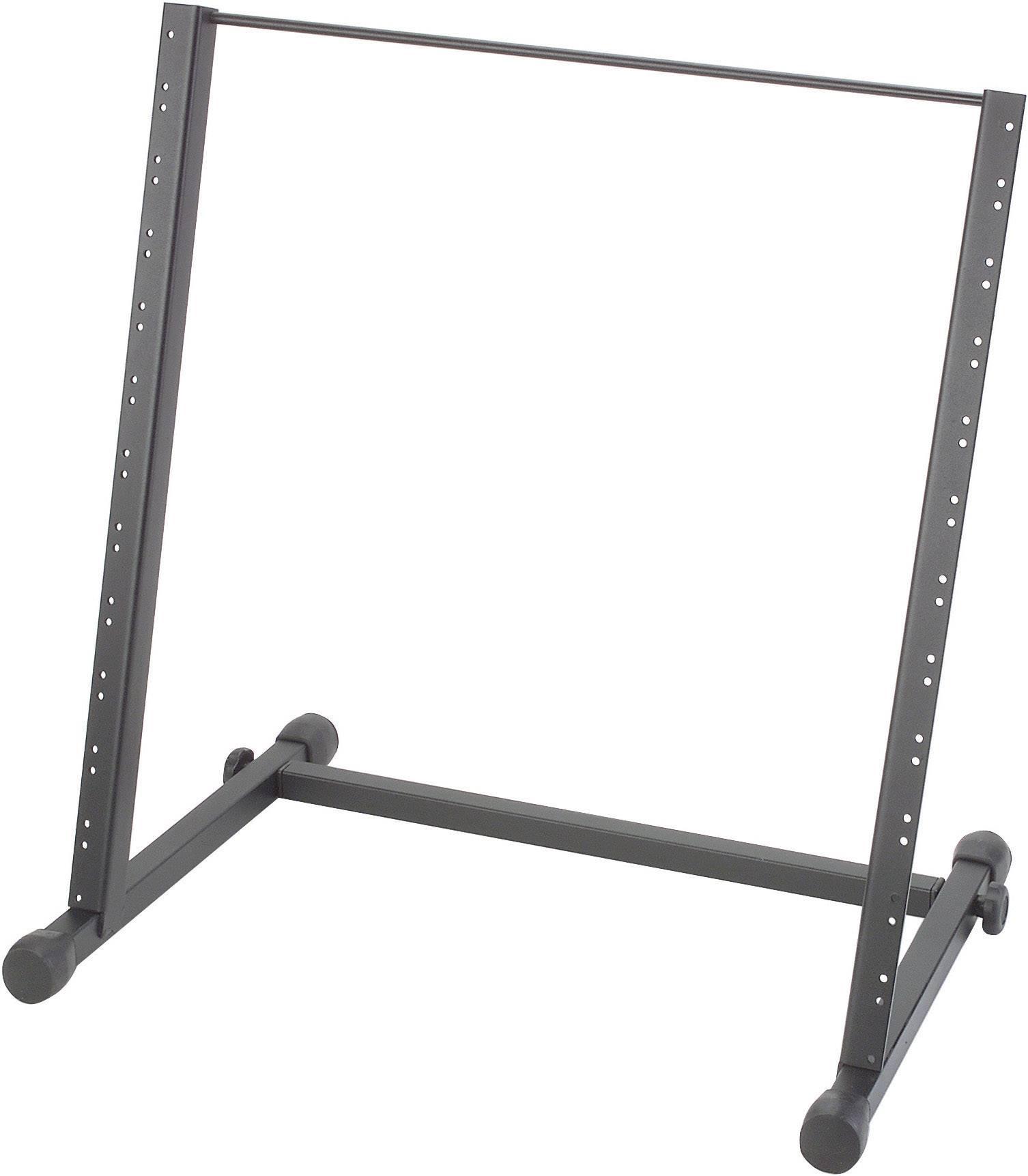 19palcový rackový stojan Studio 360773, 12 U, ocel
