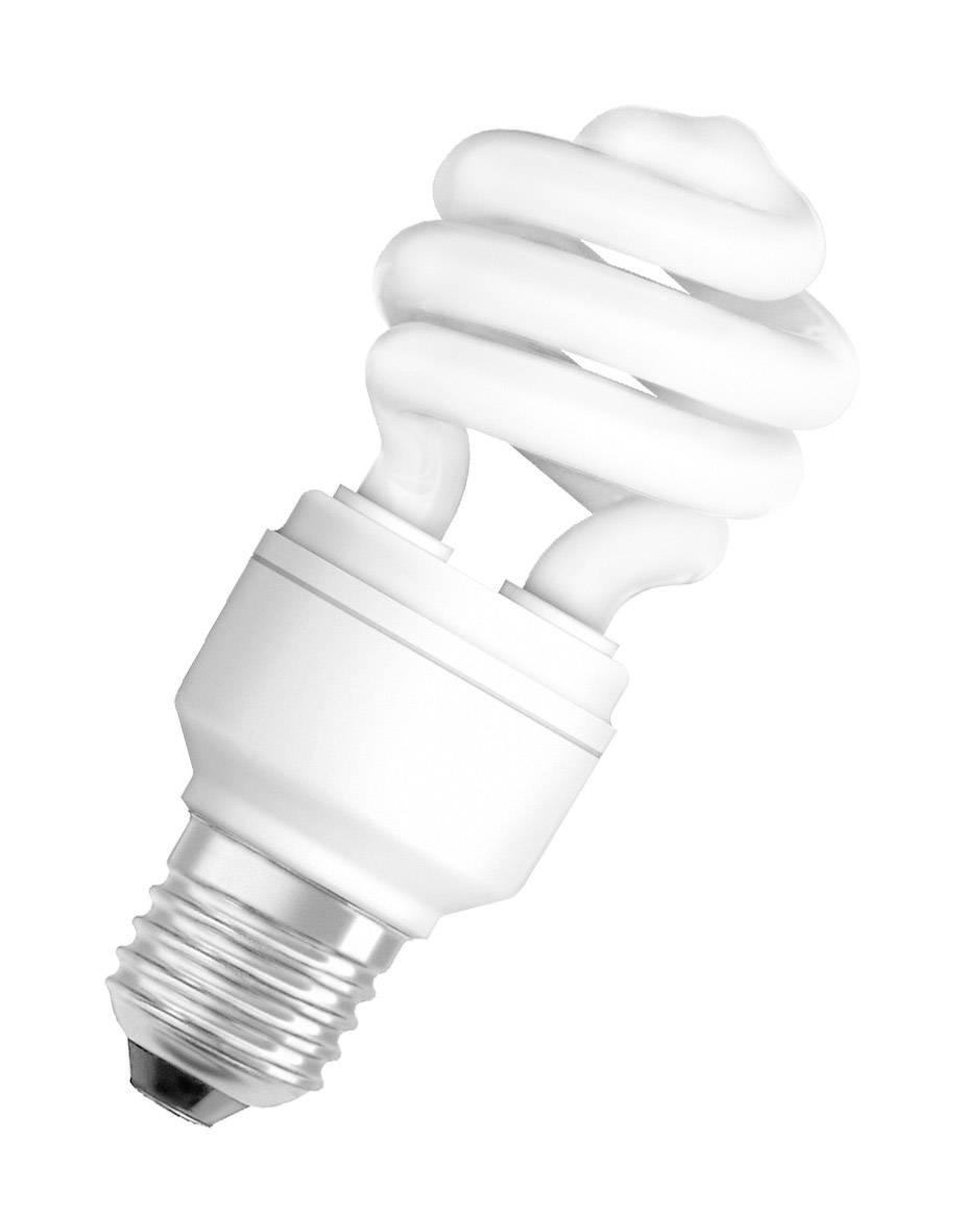 Úsporná žiarovka špirálová Osram Star E27, 13 W, teplá biela