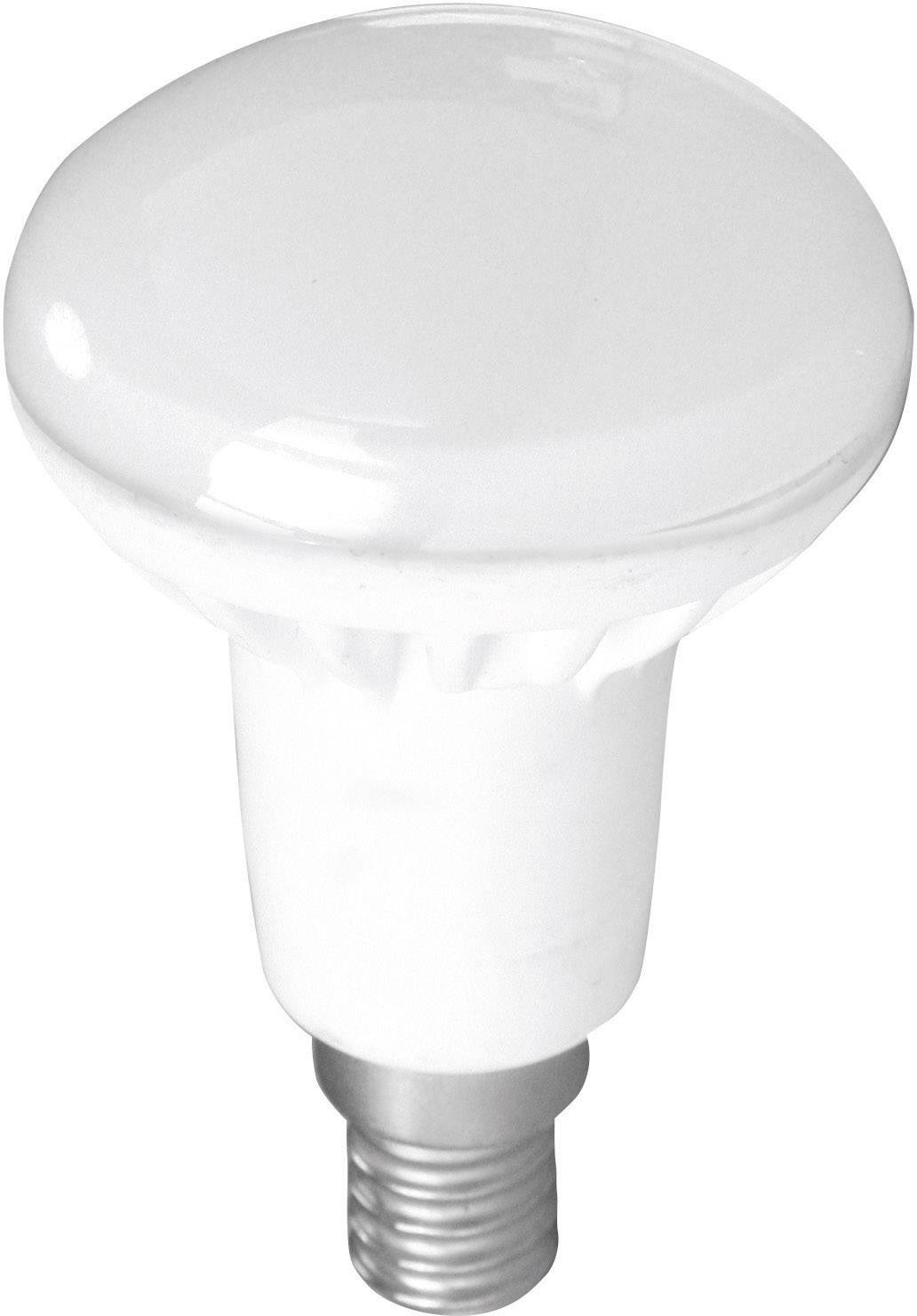 LED žiarovka Müller R50, E14, 5 W, teplá biela