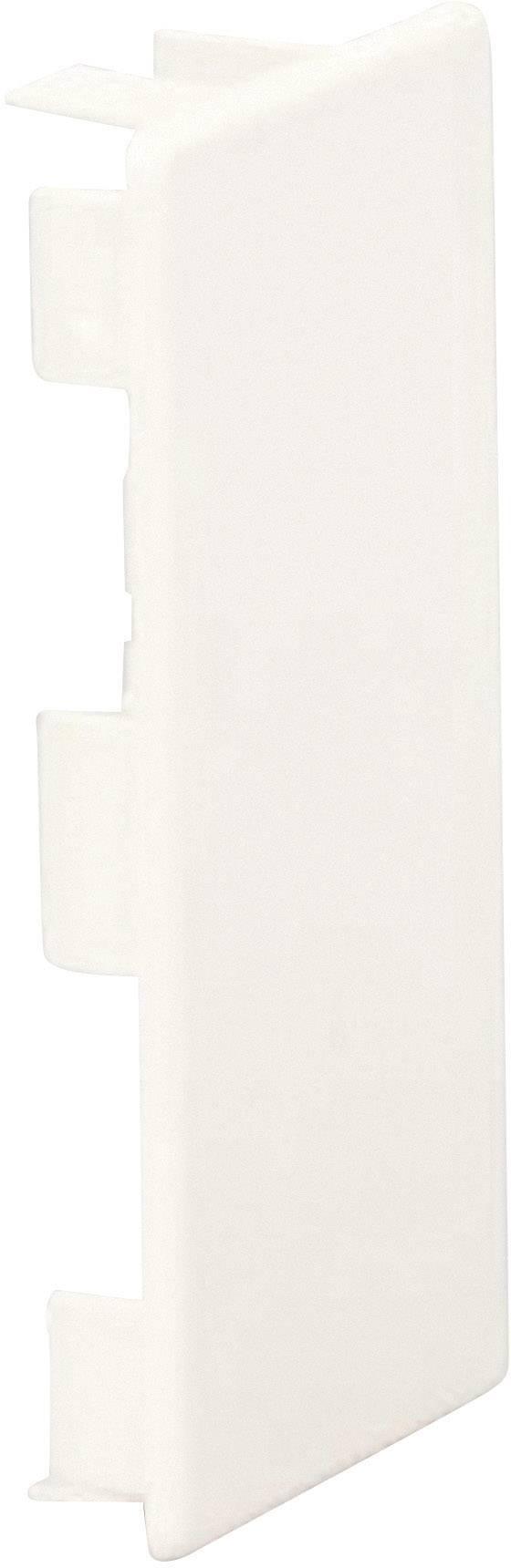 Koncový díl k parapetní liště Heidemann, 09828, bílá