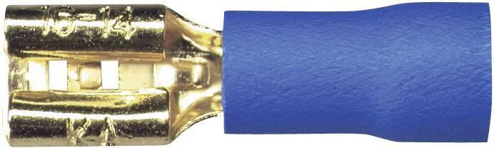 Plochý konektor (faston) Sinus Live, 4,8-2,5 mm, 10 ks