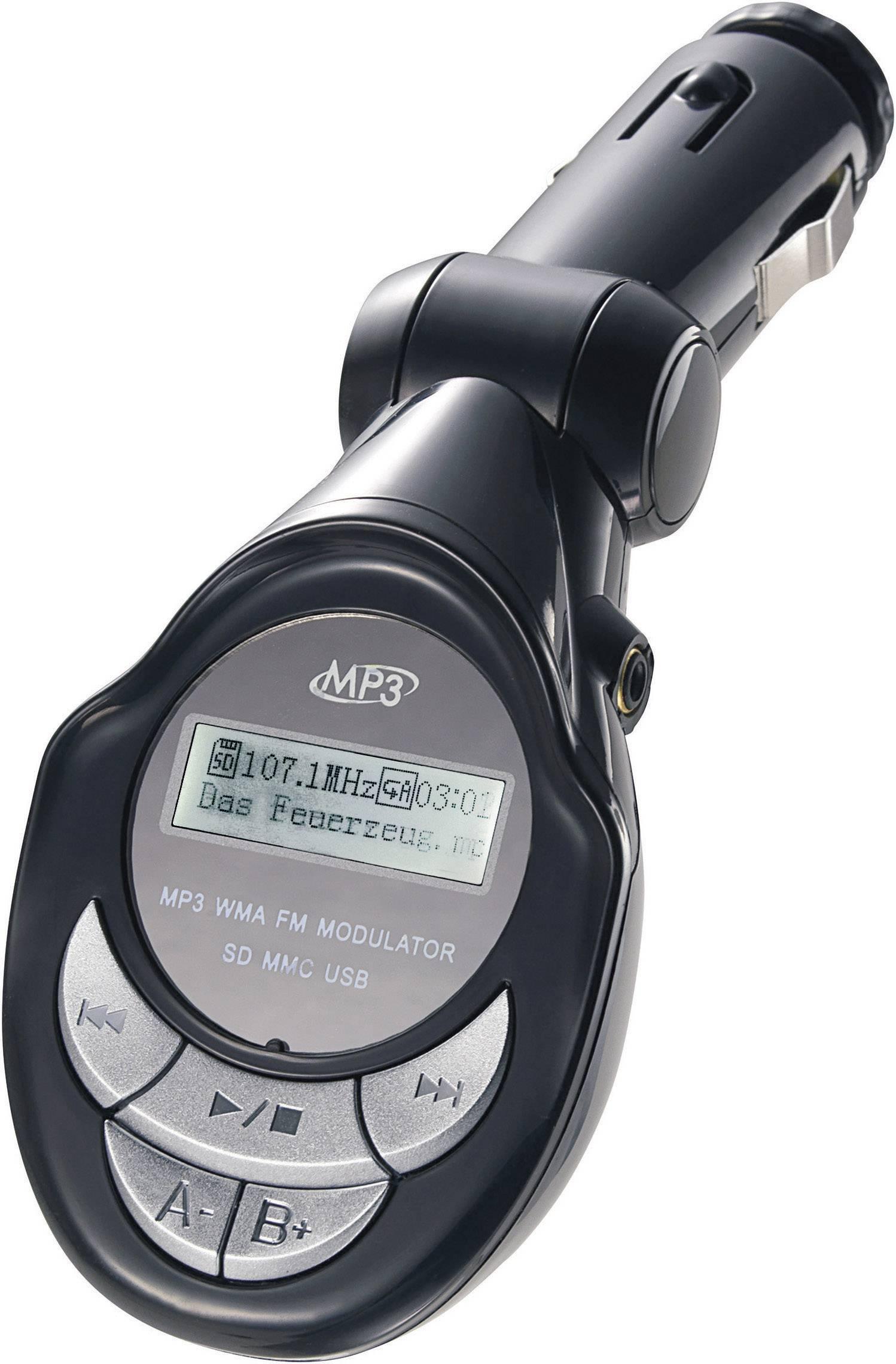 FM adaptéry
