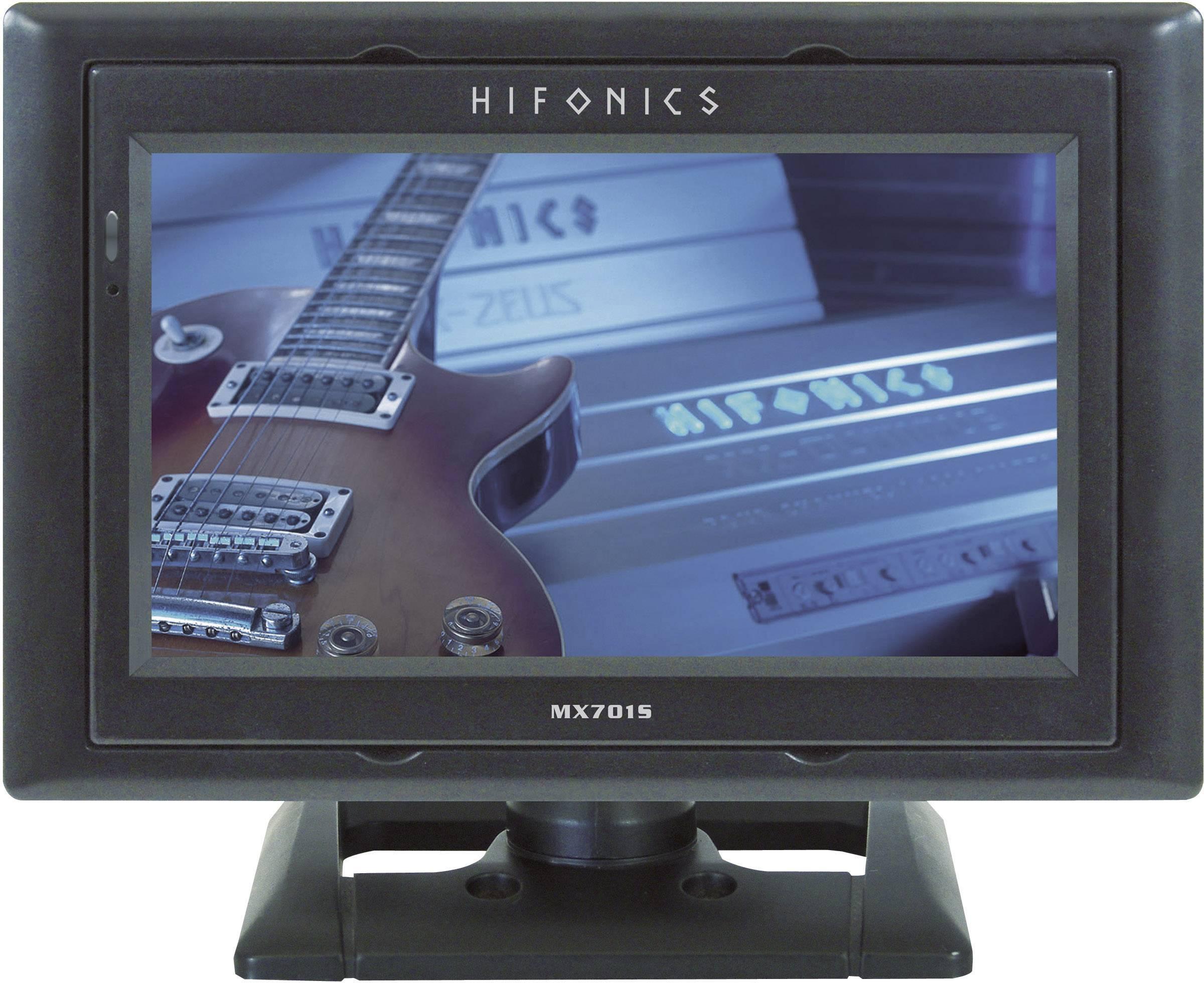 LCD monitory do auta