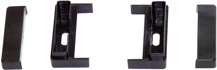 Montážny rámik na autorádio pre Audi A6, AIV 10C558