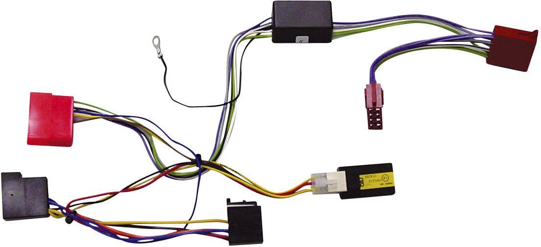 ISO adaptér pro modely Audi A2, A3, A4, A6, A8 s CanBus, aktivní systém