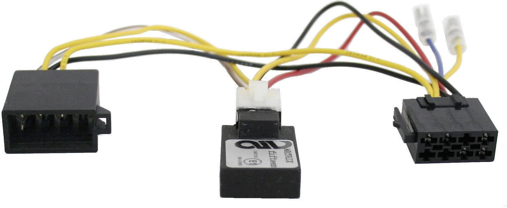 ISO adaptér pro modely Mercedes MIT AUDIO 5