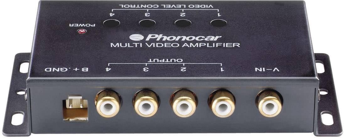 Videozosilňovač signálu Phonocar VM-251