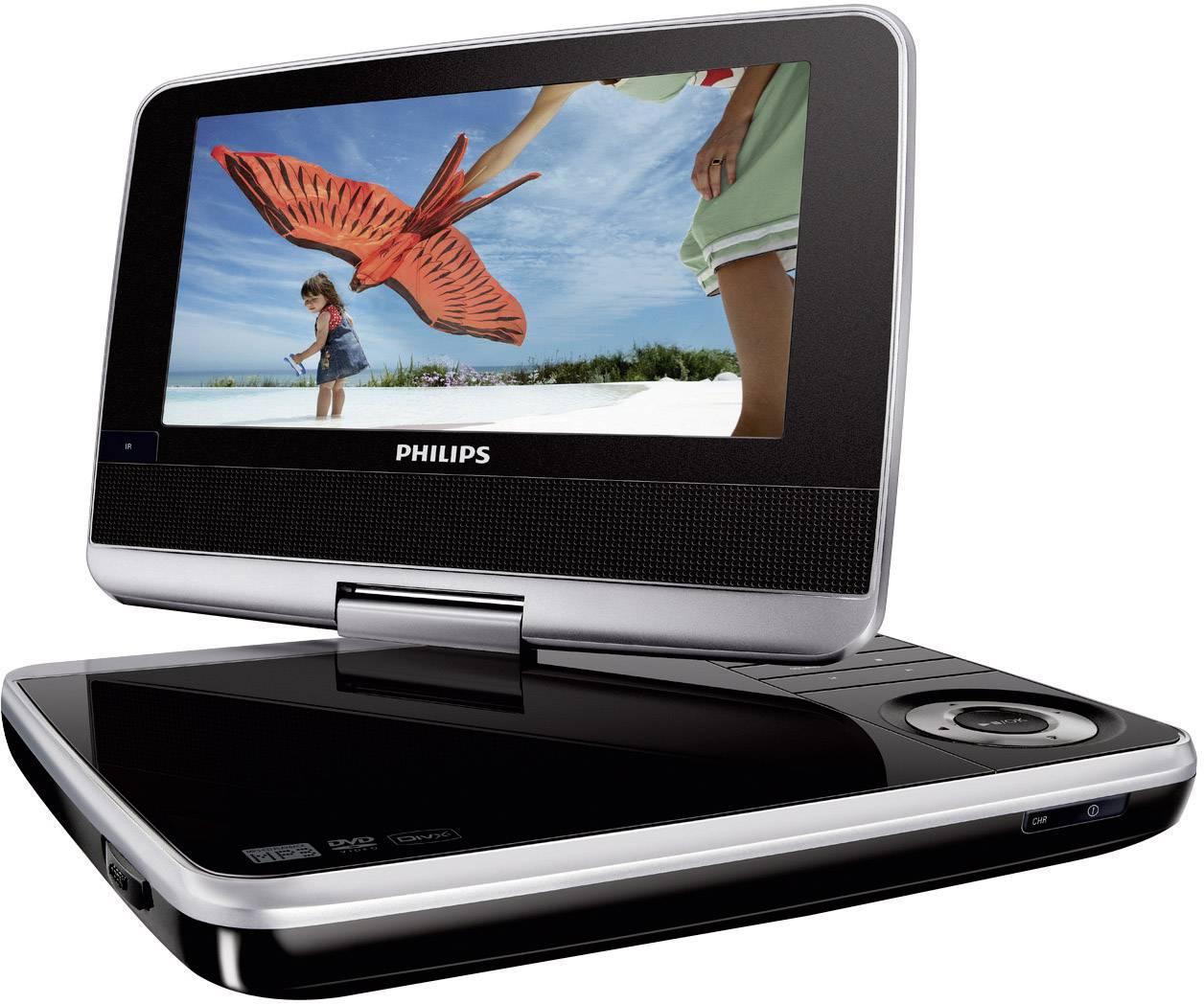 Mobilní TV/přenosný DVD přehrávač