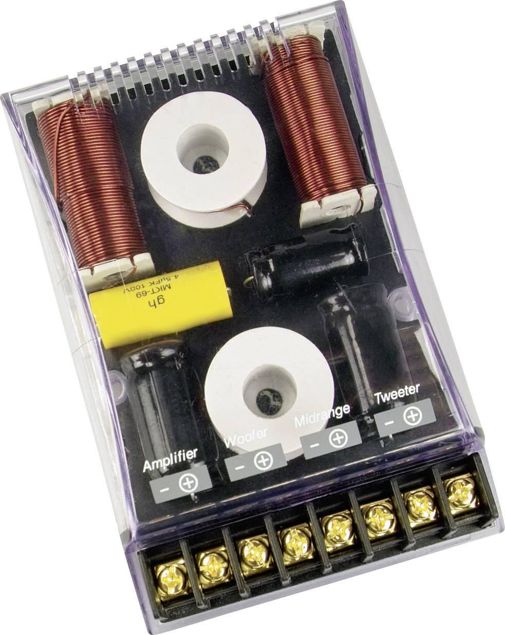 Frekvenční výhybka Sinus Live CR-345, 3-pásmová
