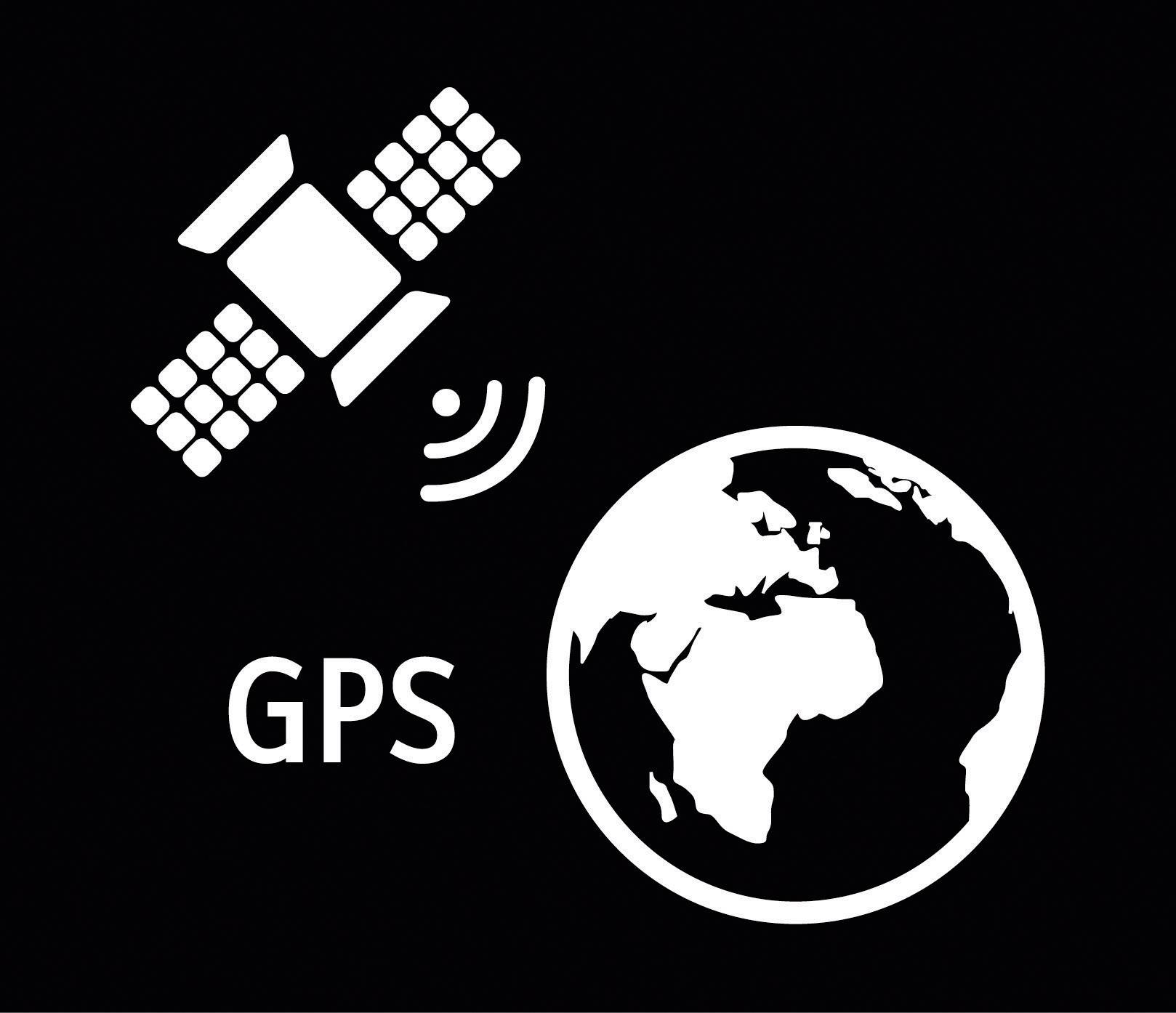 GPS logger Renkforce RF-1121058 čierna