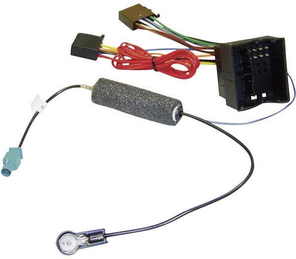 ISO adaptér pro modely Opel, Seat, VW