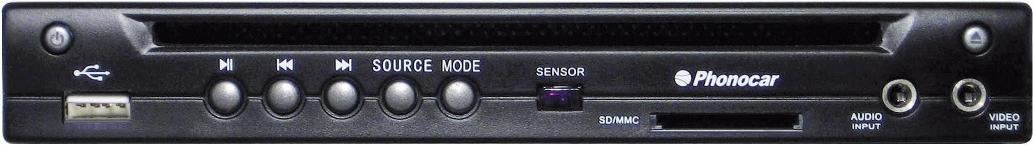 DVD prehrávač do auta Phonocar VM015