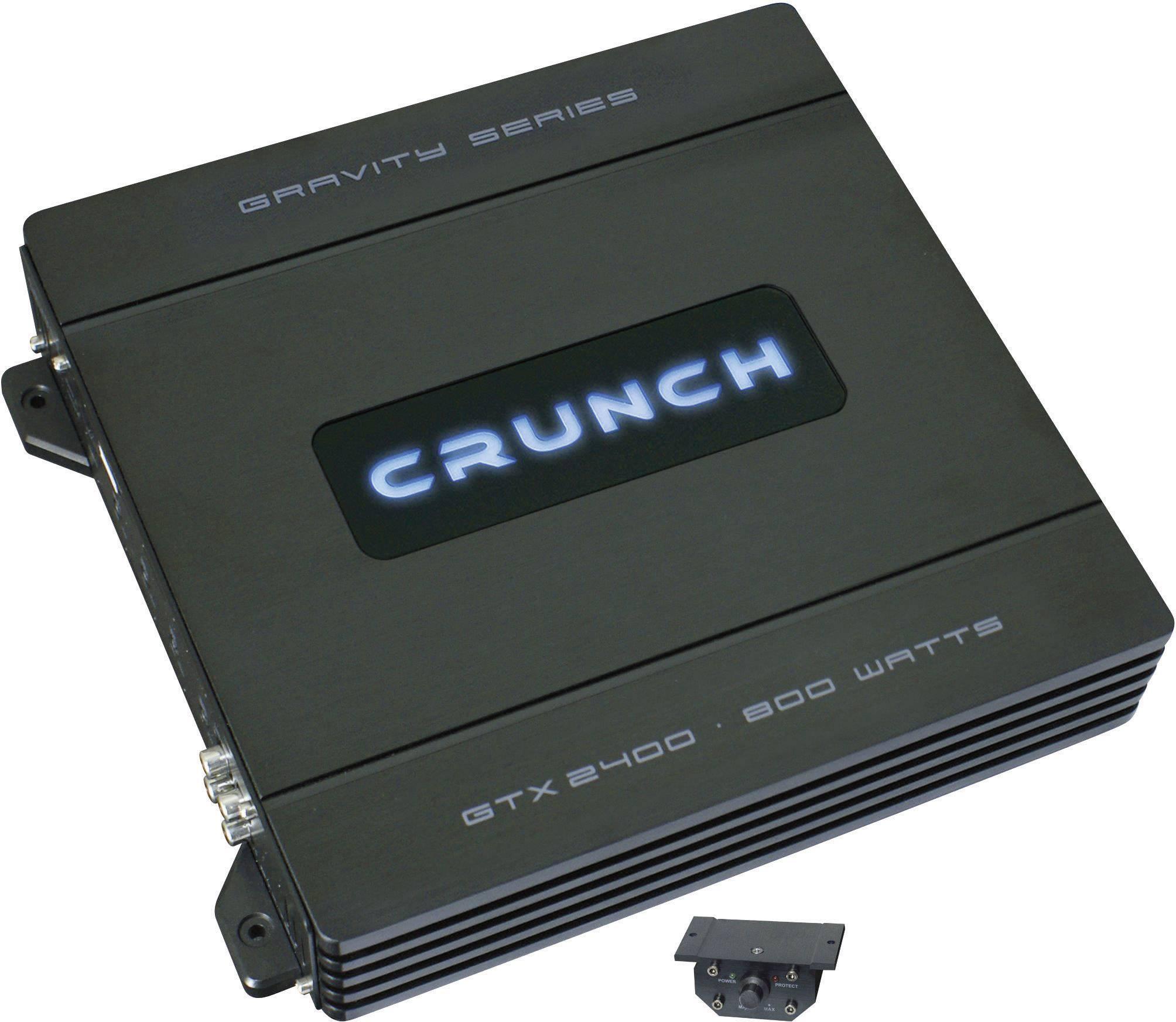 2-kanálový koncový zosilovač Crunch GTX2400 GTX2400, 440 W