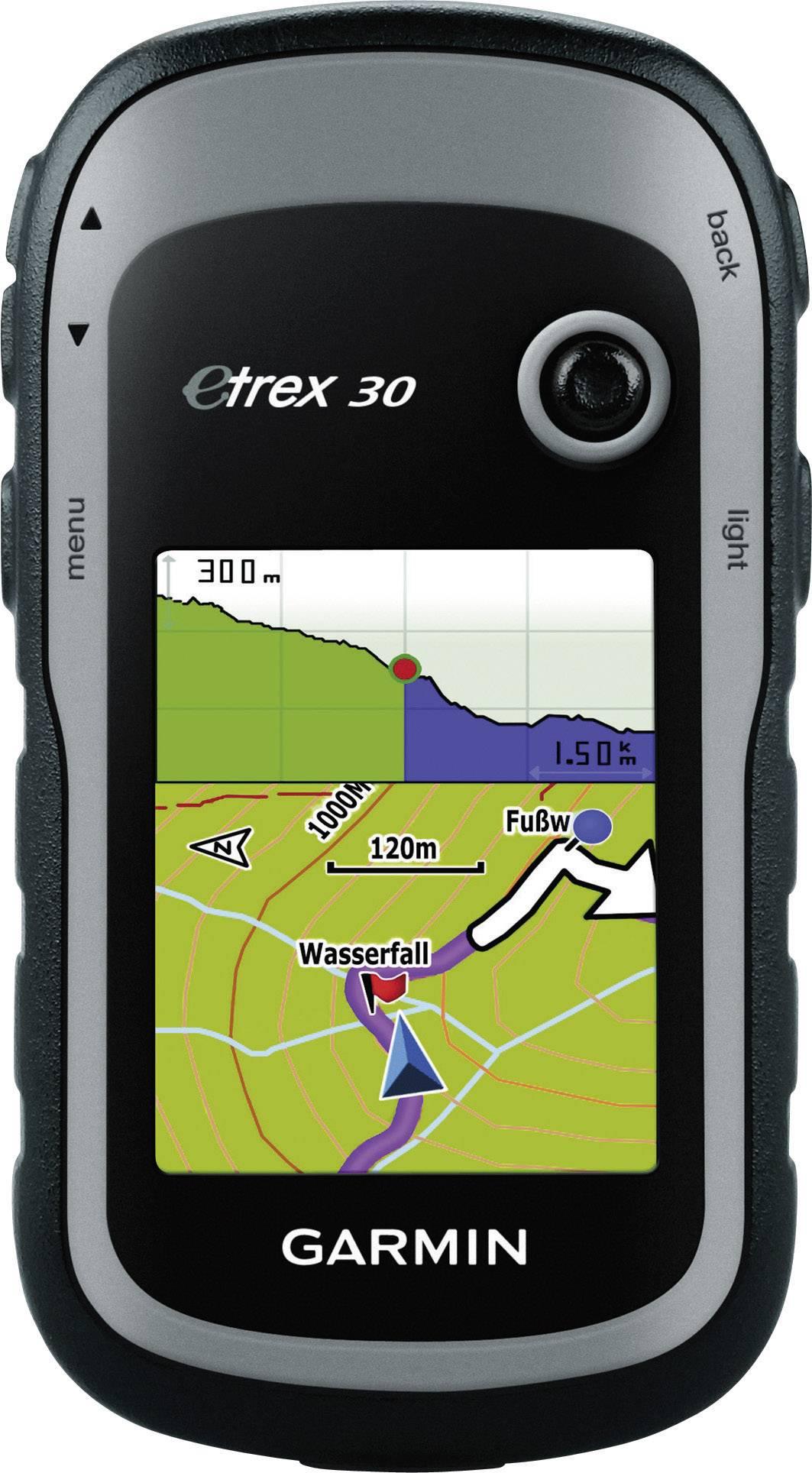 Outdoorové navigace a kompasy