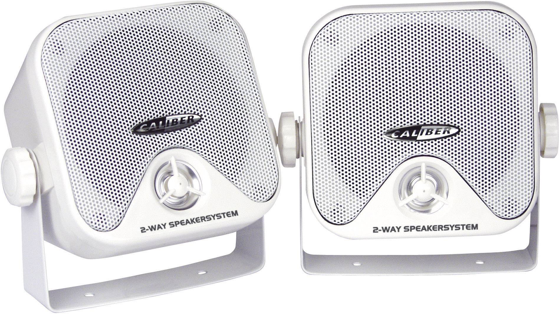 2cestný koaxiálny reproduktor Caliber Audio Technology CSB3M, 80 W, 1 pár