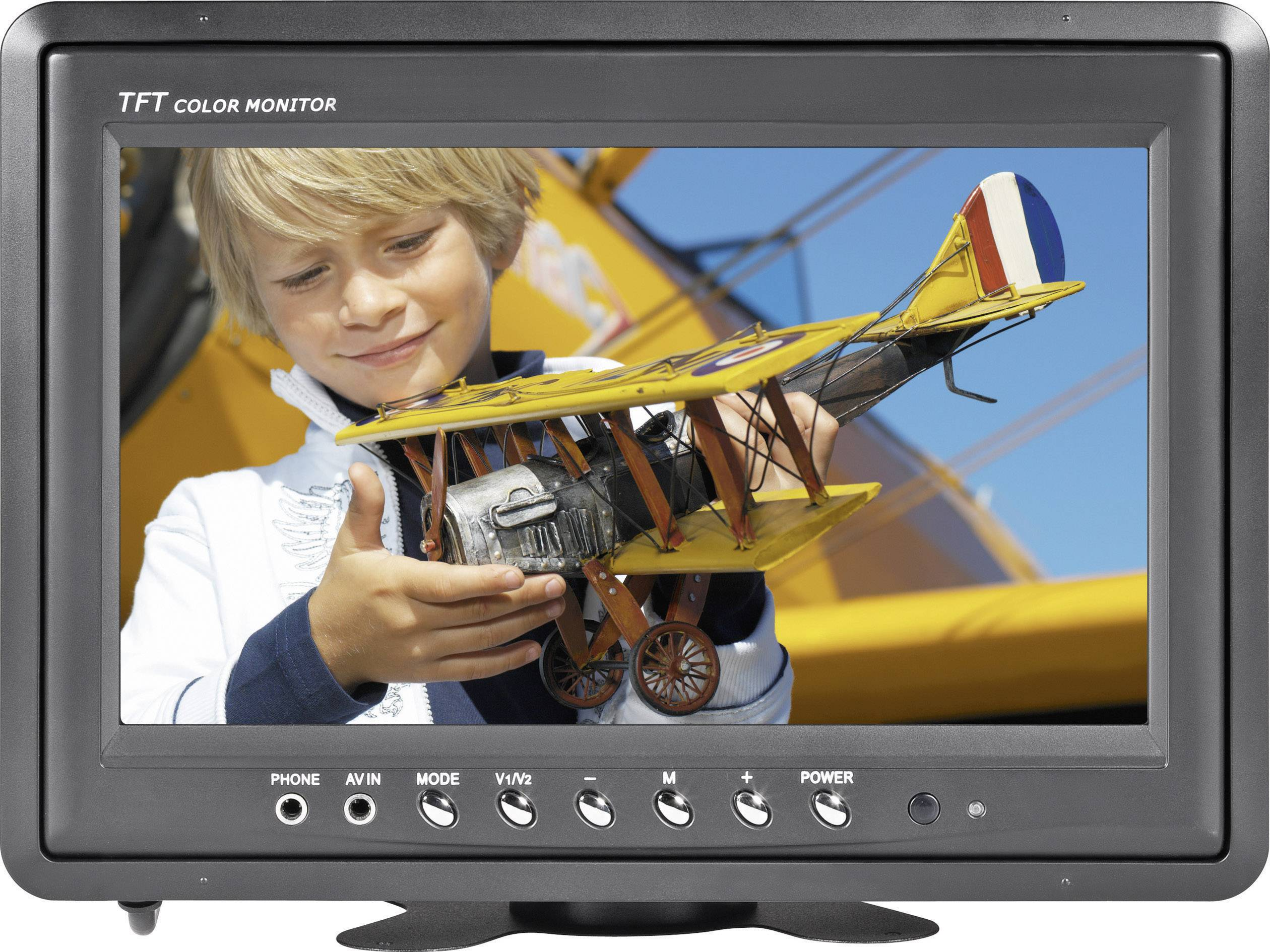 """Auto LCD displej Renkforce T-900B, 22.9 cm 9 """""""