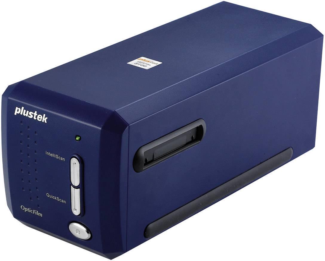Skener diapozitívov, skener negatívov Plustek OpticFilm 8100 N/A