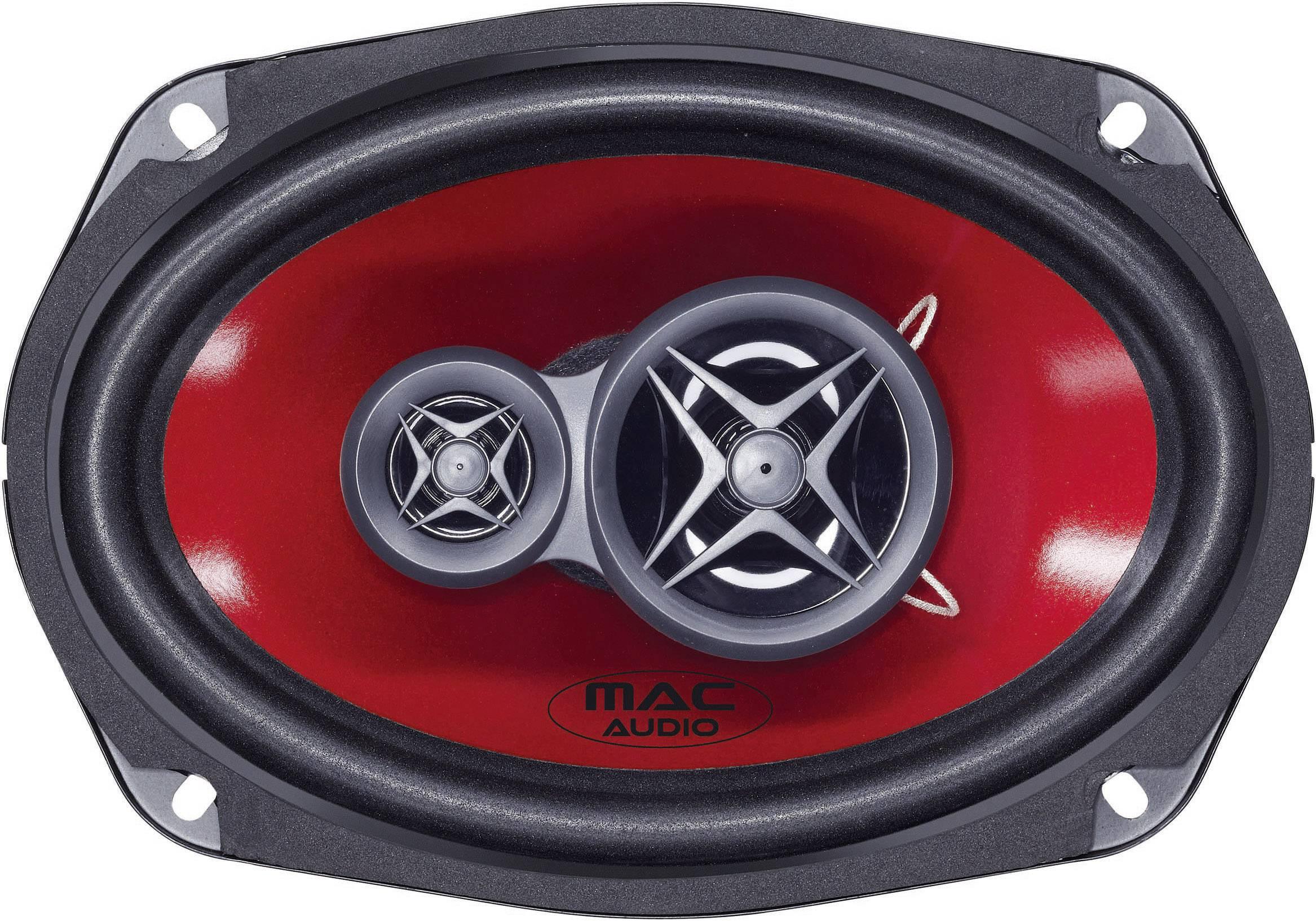 Koaxiální reproduktory MacAudio APM Fire 69.3, 152 x 228 mm, 280 W