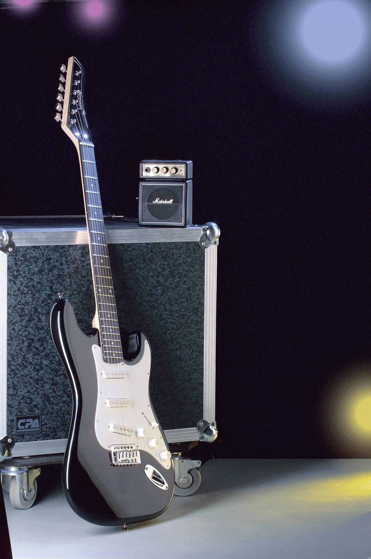 Malé kytarové kombo Marshall MS2