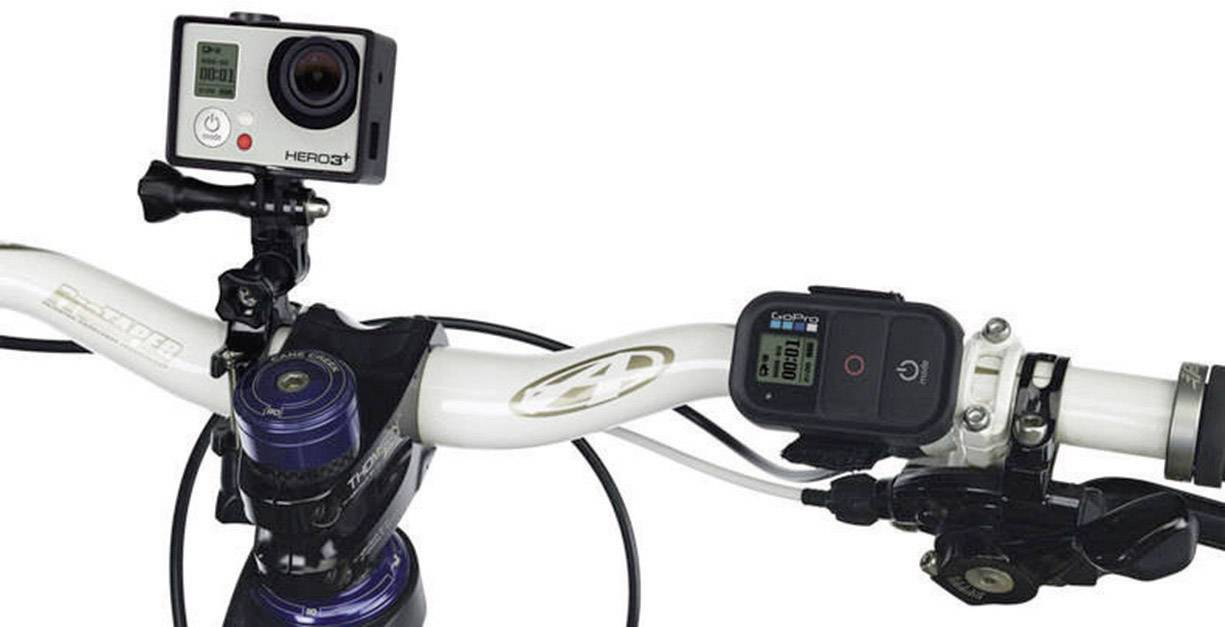Konzola GoPro The Frame ANDMK-301 vhodné pre GoPro Hero HD 3, GoPro Hero HD 3+