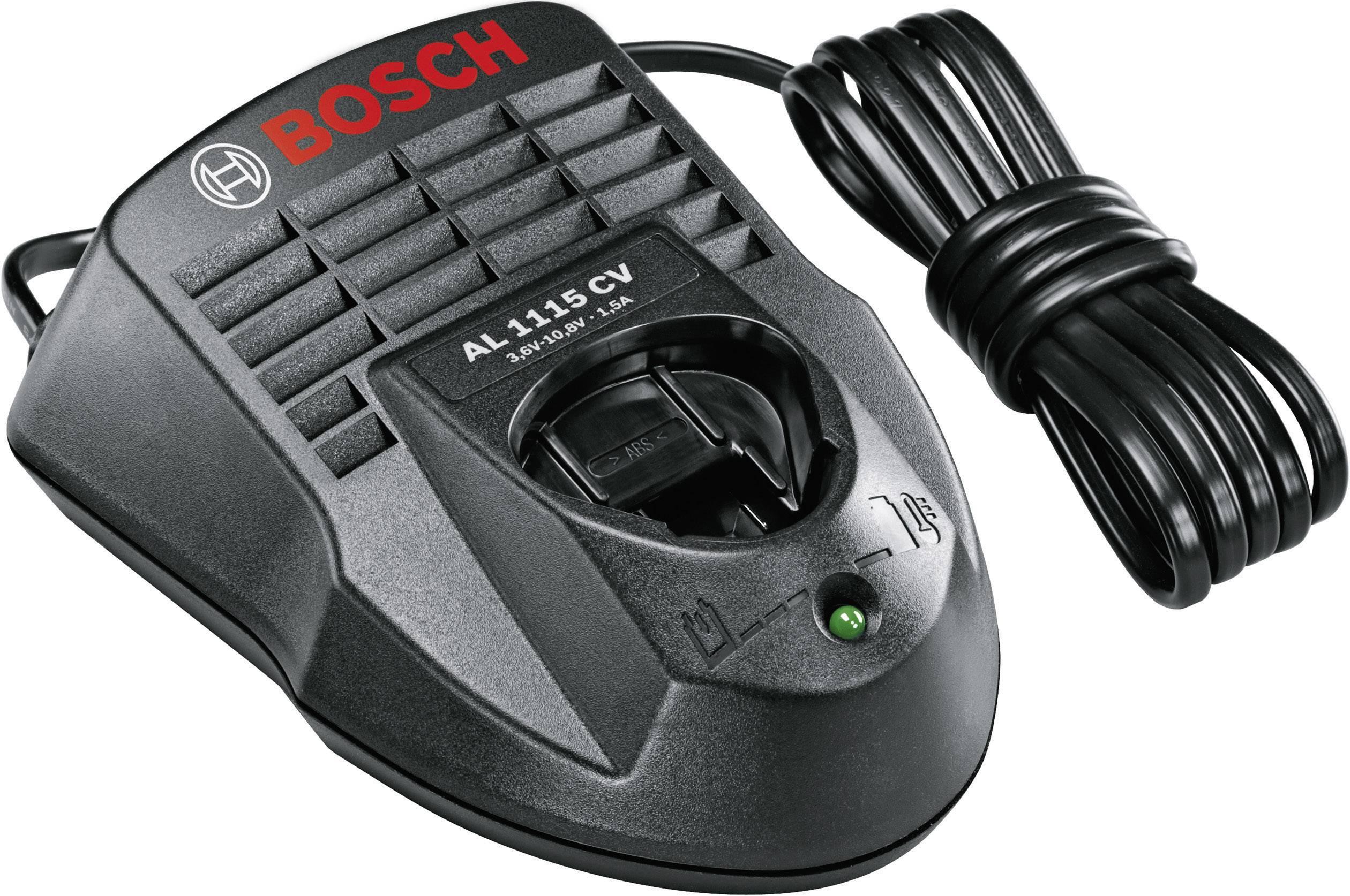 Nabíječka Li-Ion akumulátorů Bosch AL 1115 CV, 1 600 Z00 03P