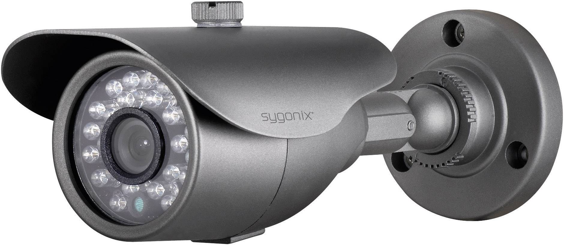 Káblové sledovacie kamery